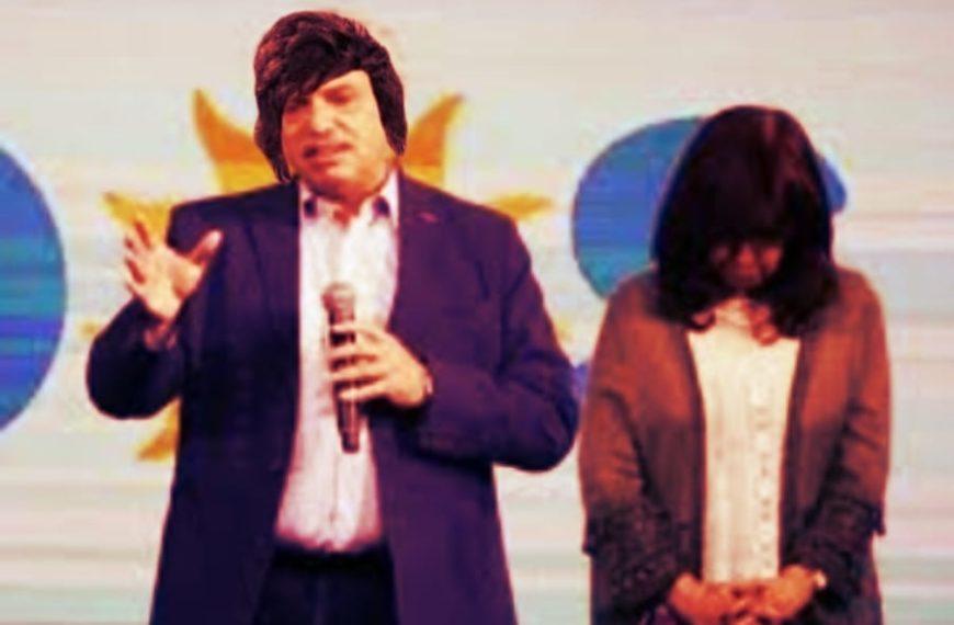 """CFK: """"YO LE DIJE: ALBERTO, PEINATE COMO MILEI"""""""